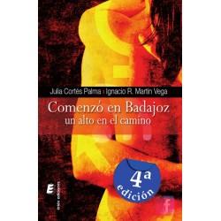 Comenzó en Badajoz. Un alto...